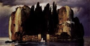 Arnold_Böcklin_Surnute saar