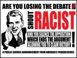 Rassism ja Poliitiline-korrektsus