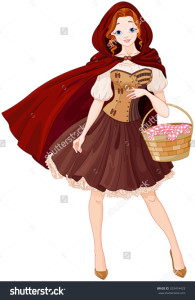girl-dressed-like-little-red-riding-hood